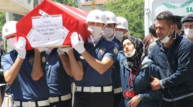 Şehit polis memuru Arslanın faillerine ağırlaştırılmış müebbet istemi