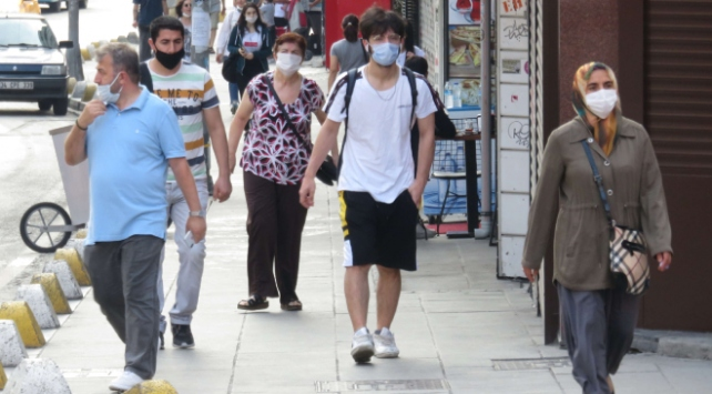 İstanbulda maske takmayanlara ceza