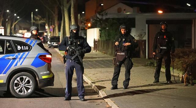 Almanyada Neo-Nazi örgüte operasyon