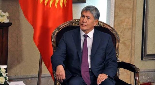 Eski Kırgızistan Cumhurbaşkanı Atambayeve 11 yıl 2 ay hapis cezası