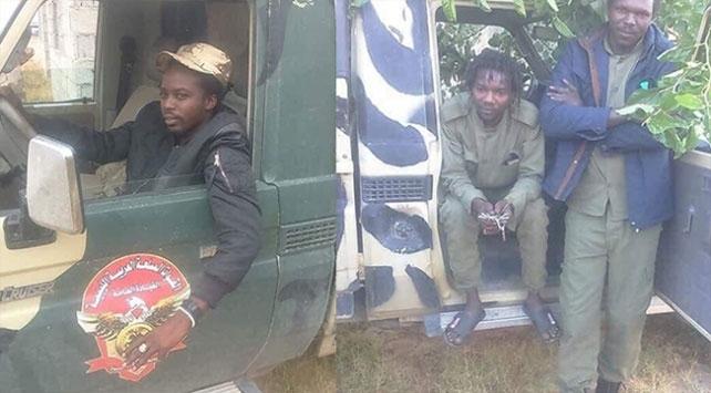 Hafterin Afrikalı paralı askerlerini aylık 200 dolara mal ettiği ortaya çıktı