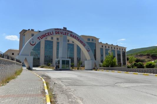 Kovid-19 testi pozitif çıkan Tunceli Belediye Başkanı Maçoğlunun tedavisi sürüyor