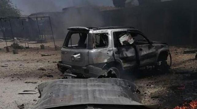 Tel Halafta iş yerine bombalı saldırı: 5 ölü, 12 yaralı