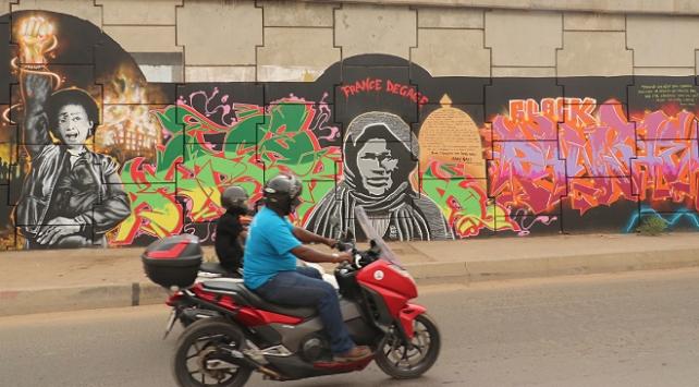 Senegalde sömürgecilerin isimleri sokaklardan silinecek