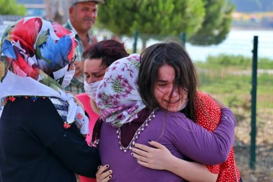 Adanada 5 gün önce baraj gölüne atlayan kişinin cesedi bulundu