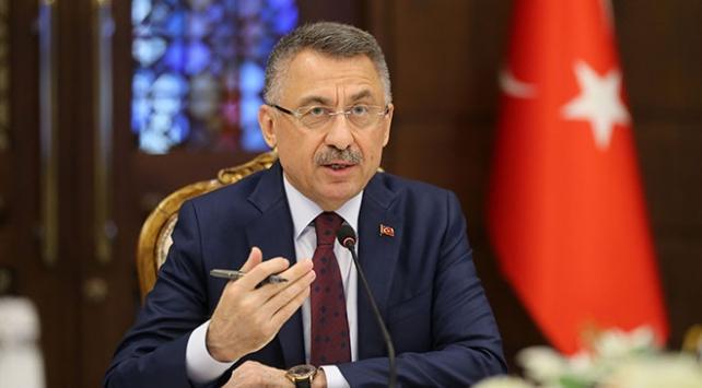 Cumhurbaşkanı Yardımcısı Oktay: İlgili tüm kurumlar görev başında