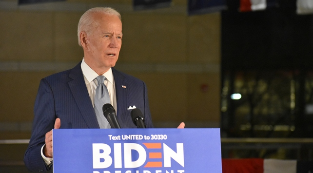 ABDnin Kentucky eyaletindeki ön seçimleri Joe Biden kazandı