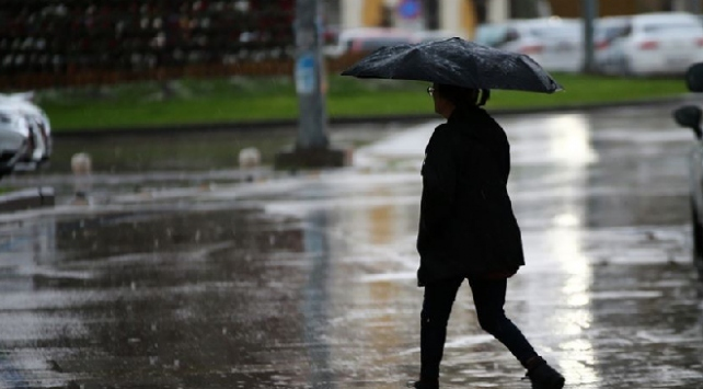 Meteorolojiden 10 il için kuvvetli yağış uyarısı