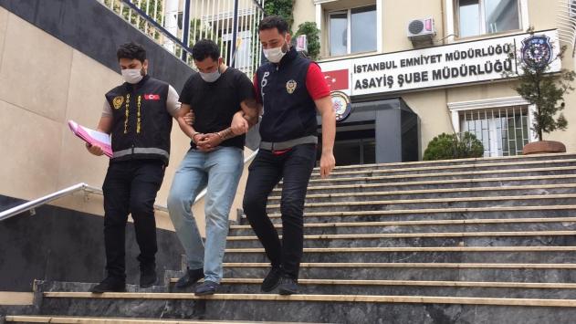 Motosiklet çaldığı iddiasıyla gözaltına alınan şüpheli tutuklandı