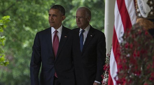 Obama, Biden için bağış toplanmasına yardımcı oldu