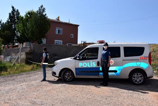 Kırıkkalede 22 kişinin yaşadığı 2 ev karantinaya alındı