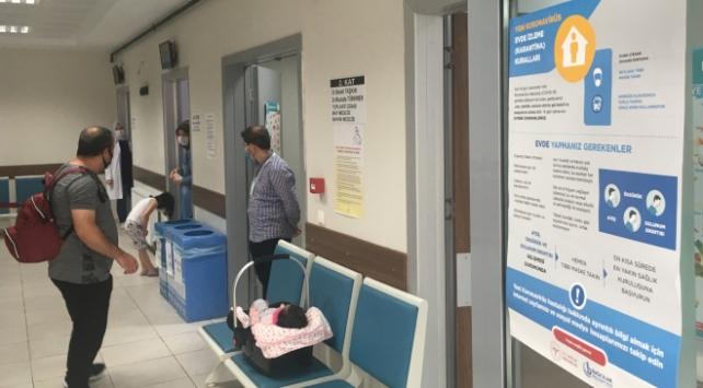 İstanbulda salgın döneminde aşılar kesintisiz yapıldı