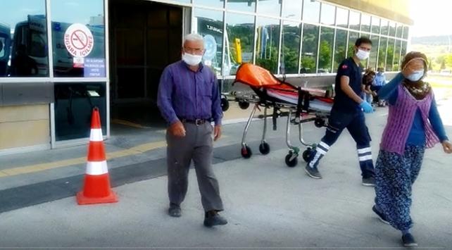 Tarım işçilerini taşıyan minibüse silahlı saldırı: 3 yaralı