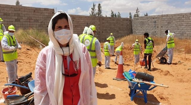 Libyada toprak altından çıkan savaş suçu delilleri: Sivil cesetleri