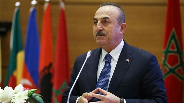Dışişleri Bakanı Çavuşoğlu, İspanyol mevkidaşı ile telefonda görüştü