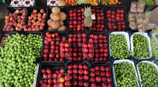 Hava kargoyla 1,8 milyon dolarlık meyve ihracatı
