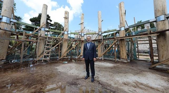 4 asırlık Bursa Mevlevihanesi gün yüzüne çıkıyor