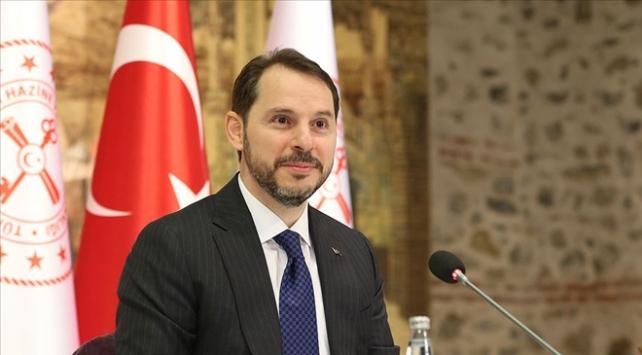 Bakan Albayrak: Verdiğimiz destekler, güven endekslerimize de yansıdı