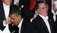 Romney ve Obama Arasında Espri Yarışı