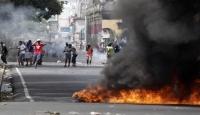 Panama'da Halk Polisle Çatıştı