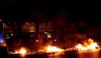 Bombalı Saldırı Lübnan'ı Karıştırdı
