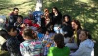 Pazaryolu YBO'dan Elma Güzeli Festivali