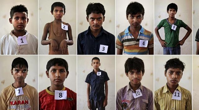 Hindistanda Her Yıl 50 Bin Çocuk Kayboluyor