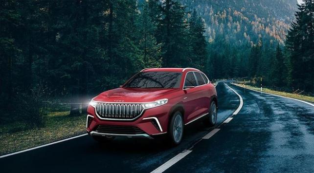 Çin Patent Kurumundan yerli otomobile tasarım tescili
