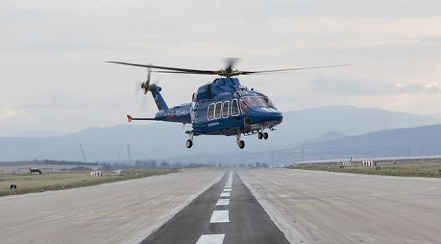 Milli helikopter motoru için test altyapısı sözleşmesi