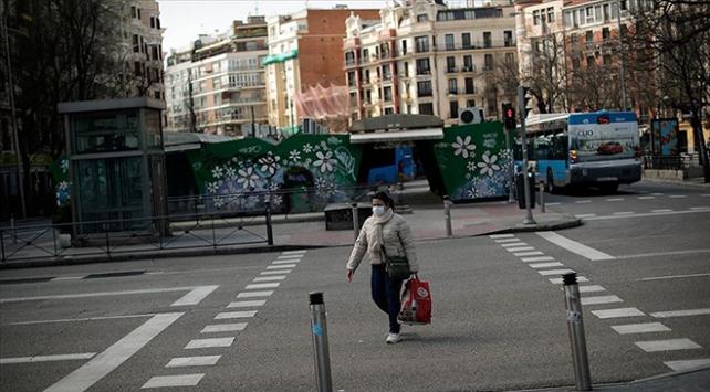 İspanyada COVID-19 salgınında son durum