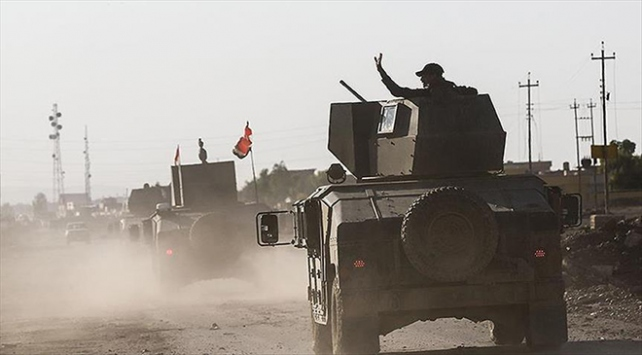 Musulda DEAŞ mensubu 12 terörist öldürüldü