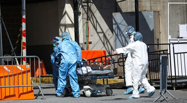 ABDde koronavirüs tahmini: Ekime kadar ölümler 179 bini geçebilir