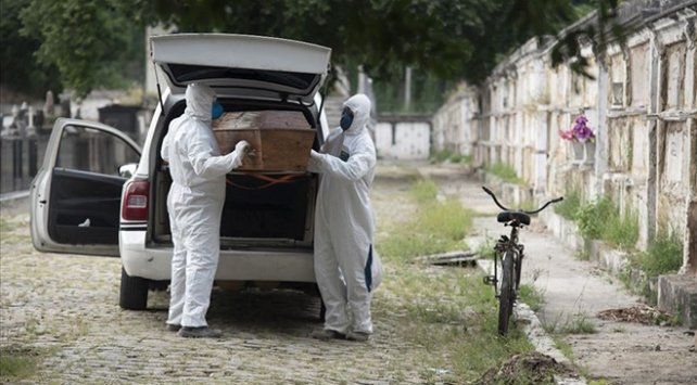Meksika, Brezilya ve Hindistanda koronavirüsten can kayıpları artıyor