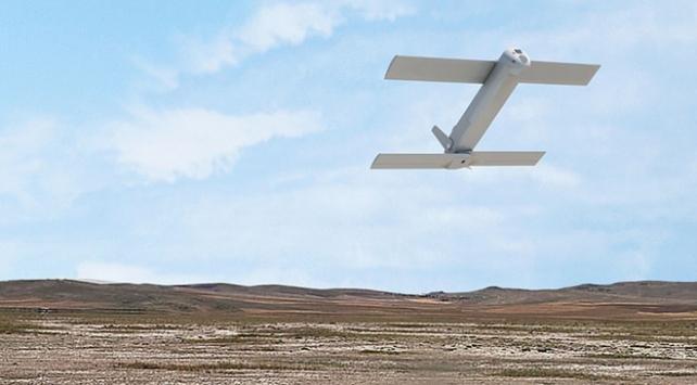 TSKya yeni soluk: Kamikaze drone Alpagu