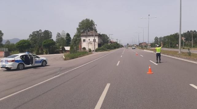 30 bin 194 trafik kural ihlali tespit edilerek işlem uygulandı