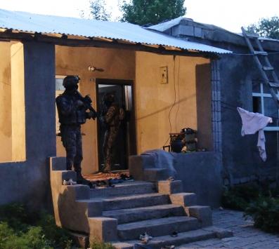 Ağrı merkezli 3 ildeki uyuşturucu operasyonunda 11 zanlı tutuklandı