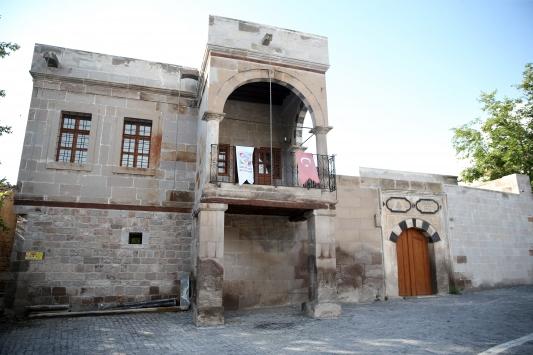 Mimar Sinanın doğduğu Ağırnasta tarihi doku gün yüzüne çıkarılacak