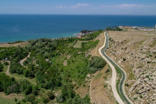 2 bin 800 yıllık Urartu kanalı Vanın cazibe merkezi olacak