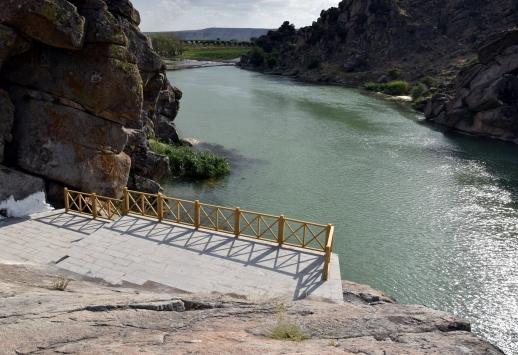 Kırıkkalede Çeşnigir Kanyonu Projesinde sona gelindi