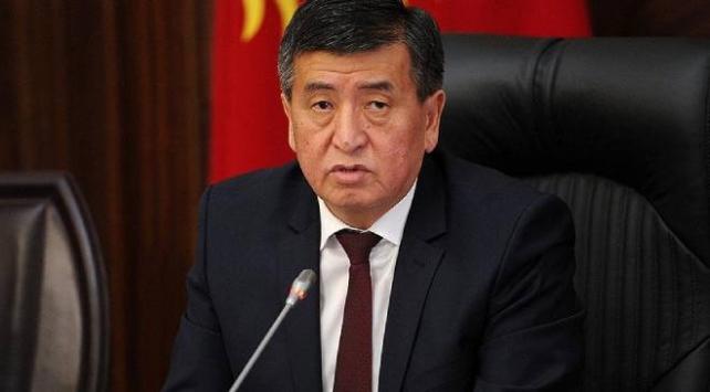 Kıgızistan Cumhurbaşkanı Ceenbekovun COVID-19 testi negatif çıktı