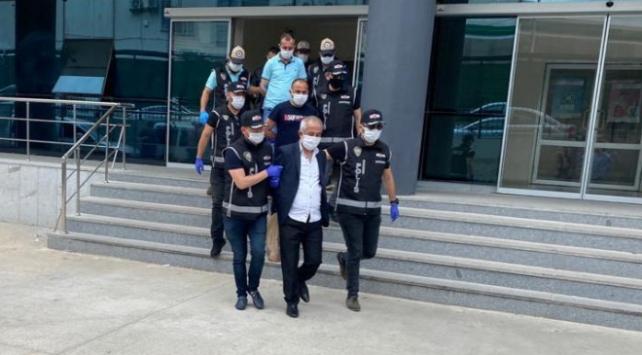 Bursada eş zamanlı silah kaçakçılığı operasyonu: 27 gözaltı