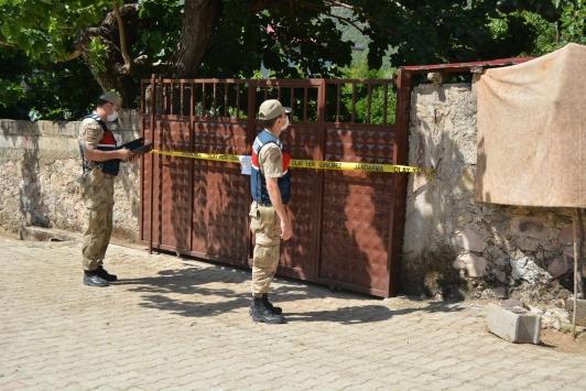 Gaziantepte 11 ev karantinaya alındı