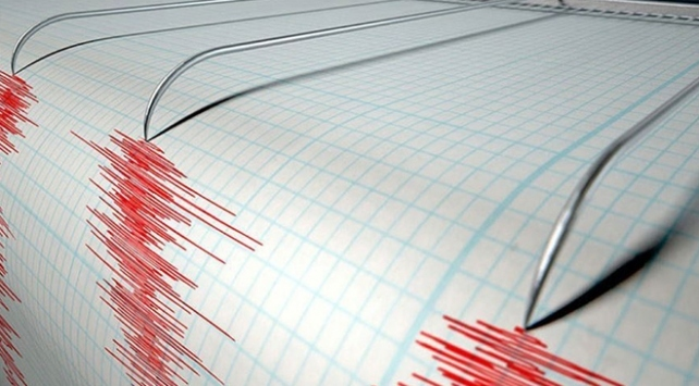 Vanda 5,4 büyüklüğünde deprem