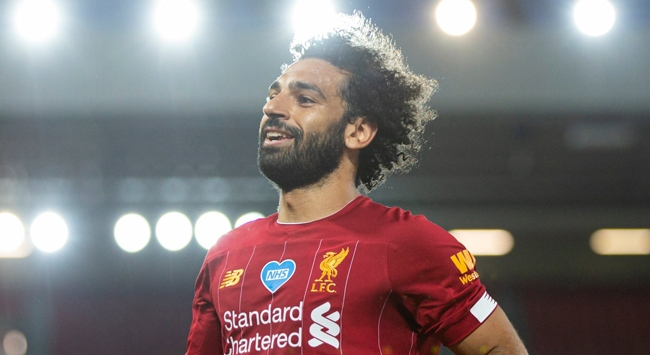 Muhammed Salahtan Liverpool taraftarına övgü