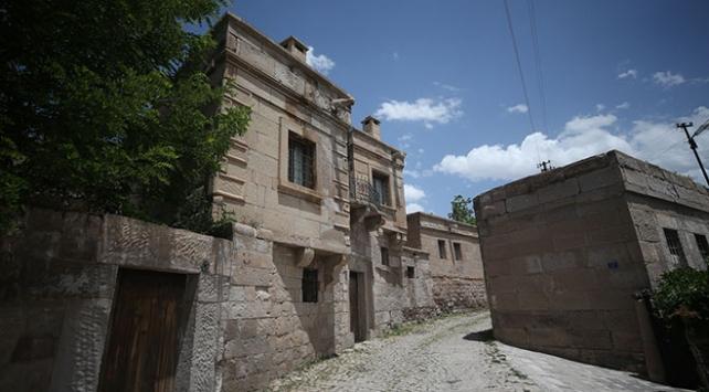 Mimar Sinanın doğduğu Ağırnasın tarihi yapıları yenilenecek