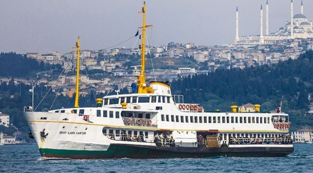 İstanbulda vapur ücretlerinde indirim