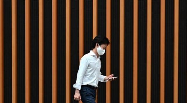 Japonyanın Yamato şehrinde yürürken telefon kullanmak yasaklandı