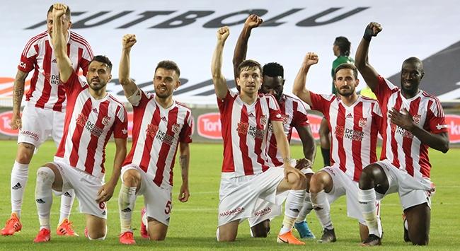 Sivasspor 431 gündür sahasında yenilmiyor