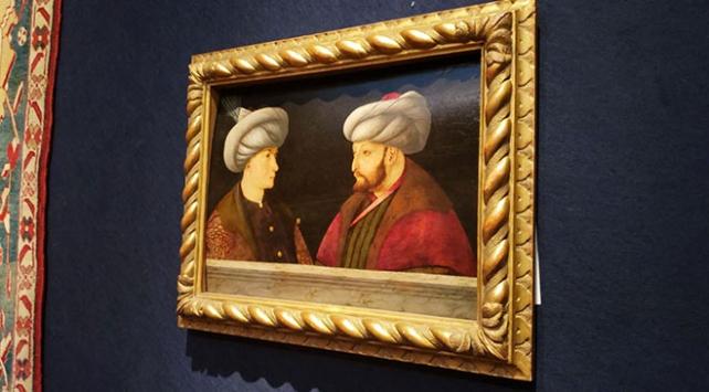 Fatih Sultan Mehmetin portresi İstanbula dönüyor