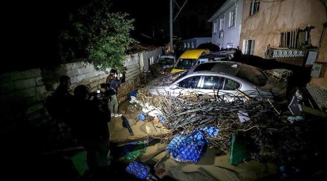 İstanbul ve Bursada hasar tespit çalışmaları tamamlandı